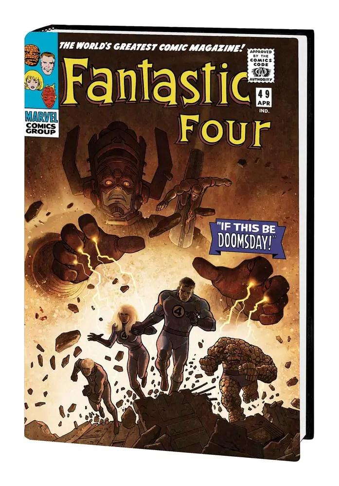 JAN210732 ComicList: Marvel Comics New Releases for 07/28/2021