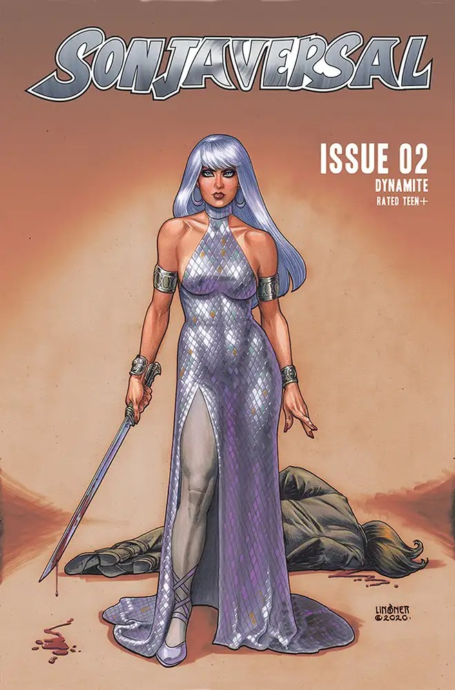 JAN210832 ComicList: Dynamite Entertainment New Releases for 03/03/2021
