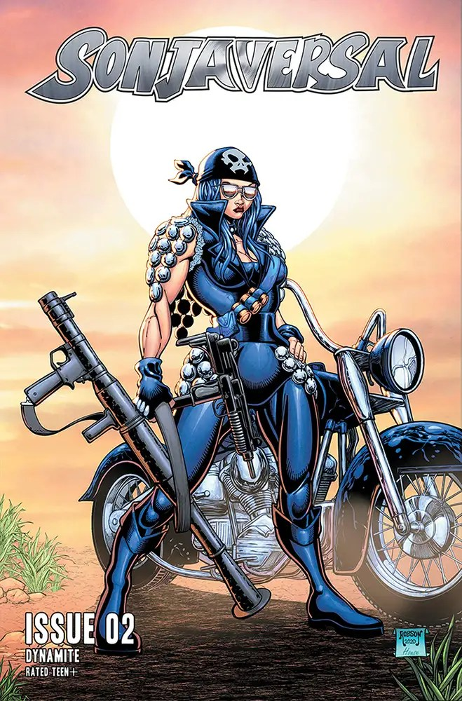 JAN210833 ComicList: Dynamite Entertainment New Releases for 03/03/2021