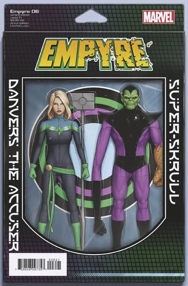 JUL200645 ComicList: Marvel Comics New Releases for 09/02/2020