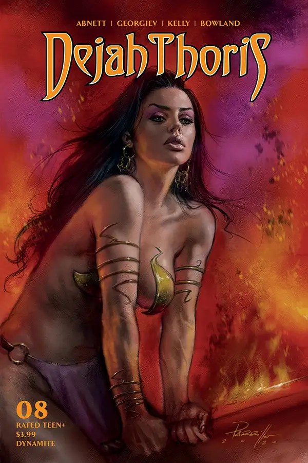 JUL200809 ComicList: Dynamite Entertainment New Releases for 09/16/2020