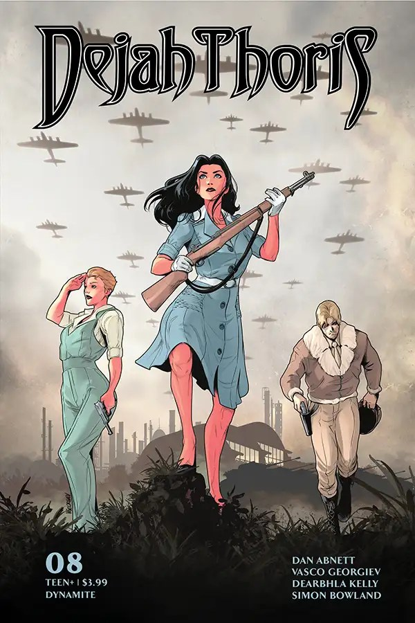 JUL200810 ComicList: Dynamite Entertainment New Releases for 09/16/2020