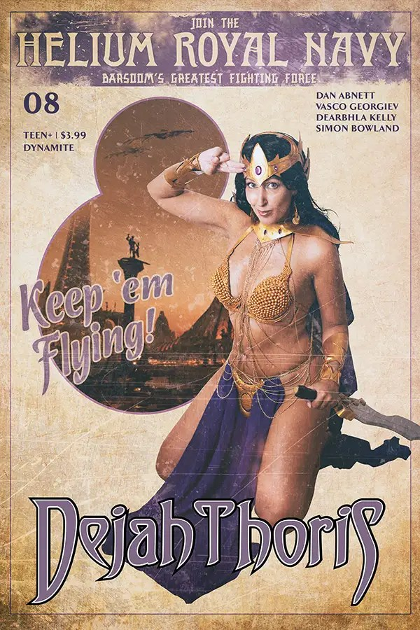 JUL200813 ComicList: Dynamite Entertainment New Releases for 09/16/2020