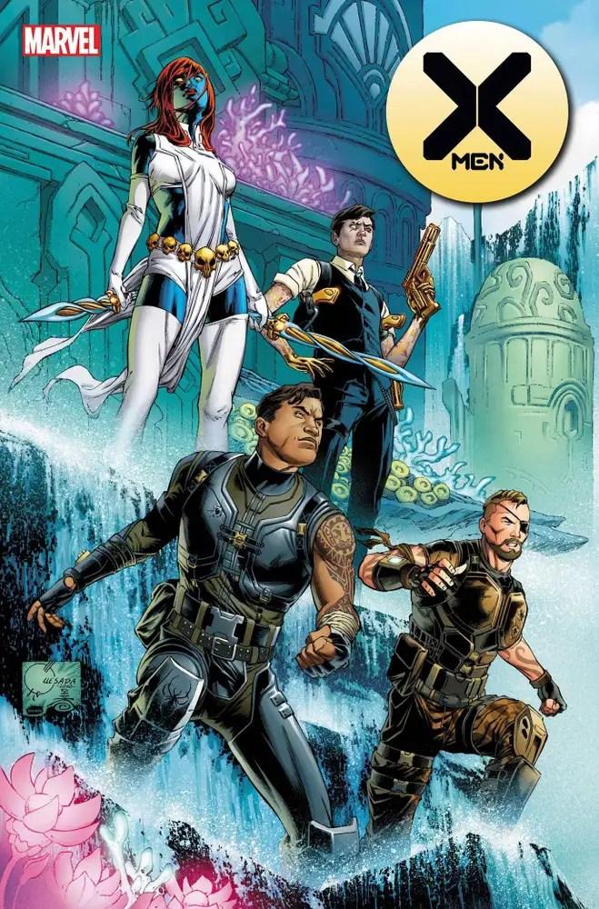 JUL208871 ComicList: Marvel Comics New Releases for 10/21/2020