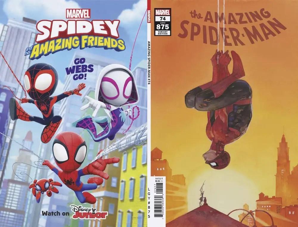 JUL210540 ComicList: Marvel Comics New Releases for 09/29/2021