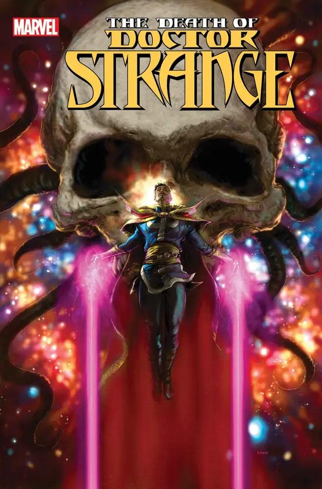 JUL210564 ComicList: Marvel Comics New Releases for 09/22/2021