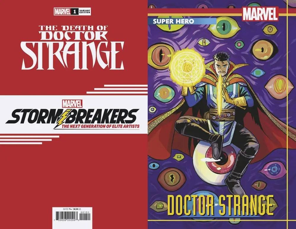 JUL210570 ComicList: Marvel Comics New Releases for 09/22/2021