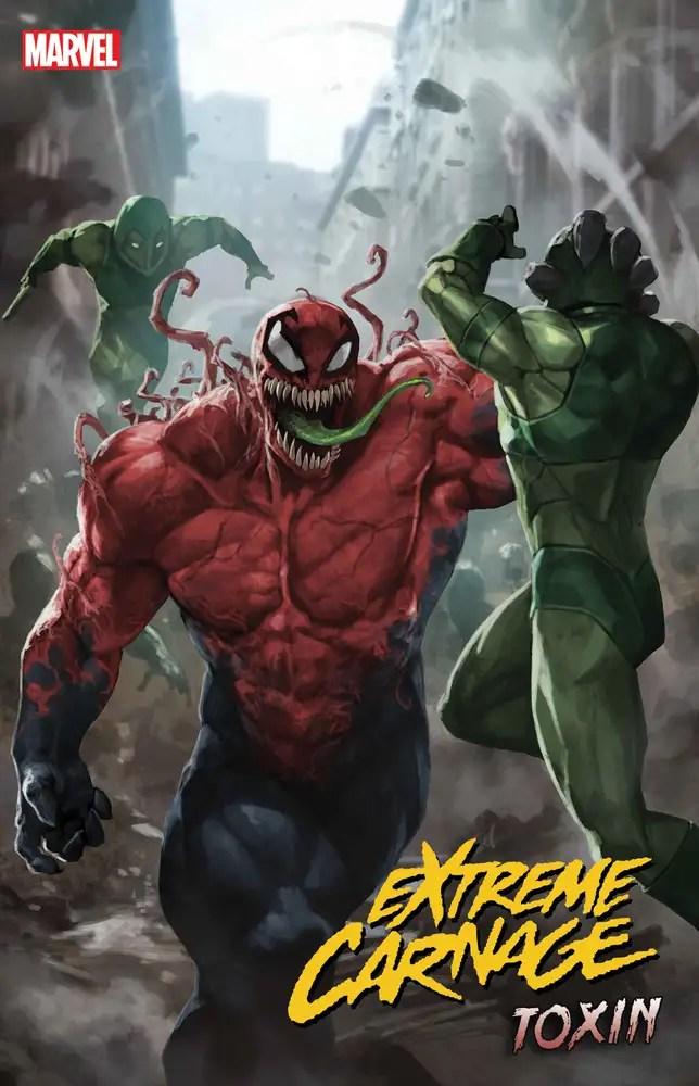 JUL210571 ComicList: Marvel Comics New Releases for 09/08/2021