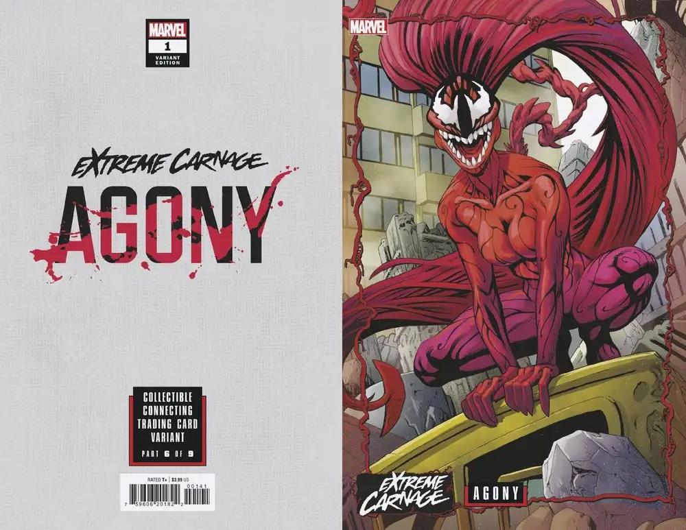 JUL210578 ComicList: Marvel Comics New Releases for 09/15/2021