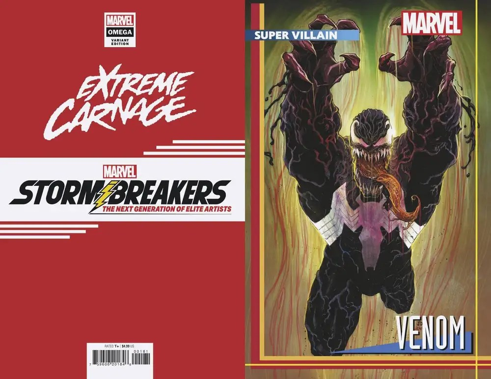 JUL210587 ComicList: Marvel Comics New Releases for 09/29/2021