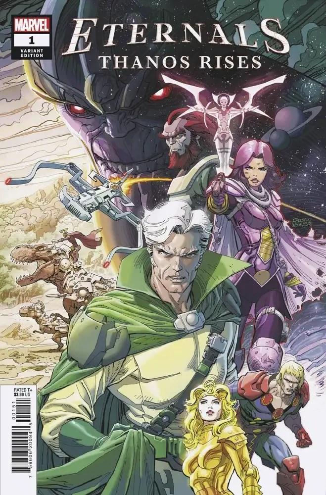 JUL210590 ComicList: Marvel Comics New Releases for 09/15/2021