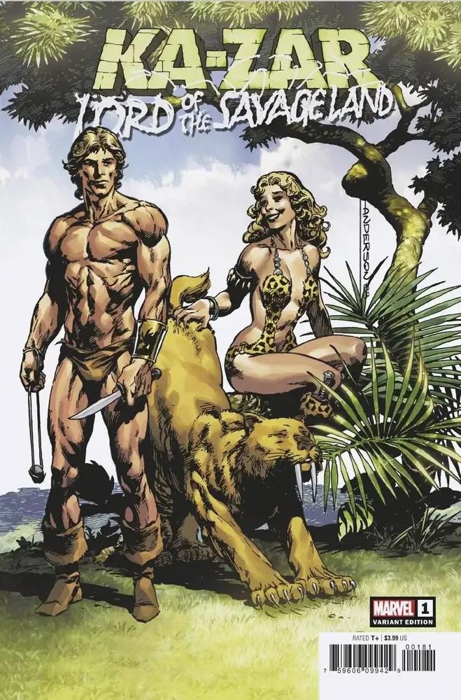 JUL210604 ComicList: Marvel Comics New Releases for 09/08/2021