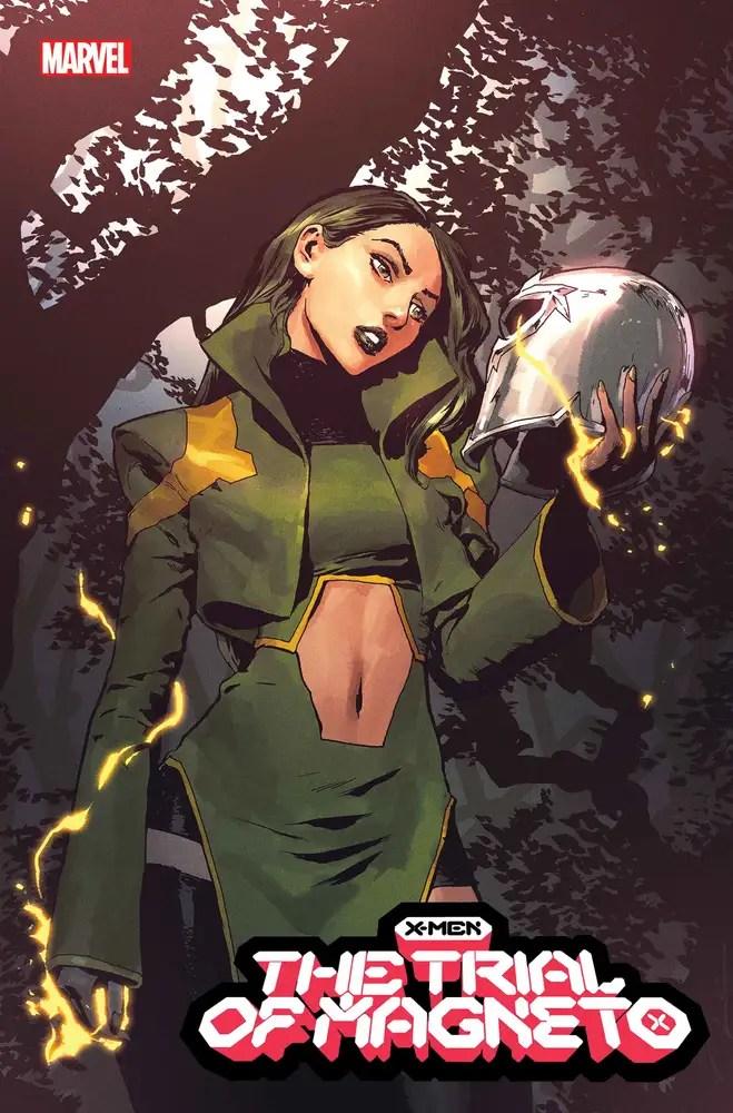 JUL210616 ComicList: Marvel Comics New Releases for 09/15/2021