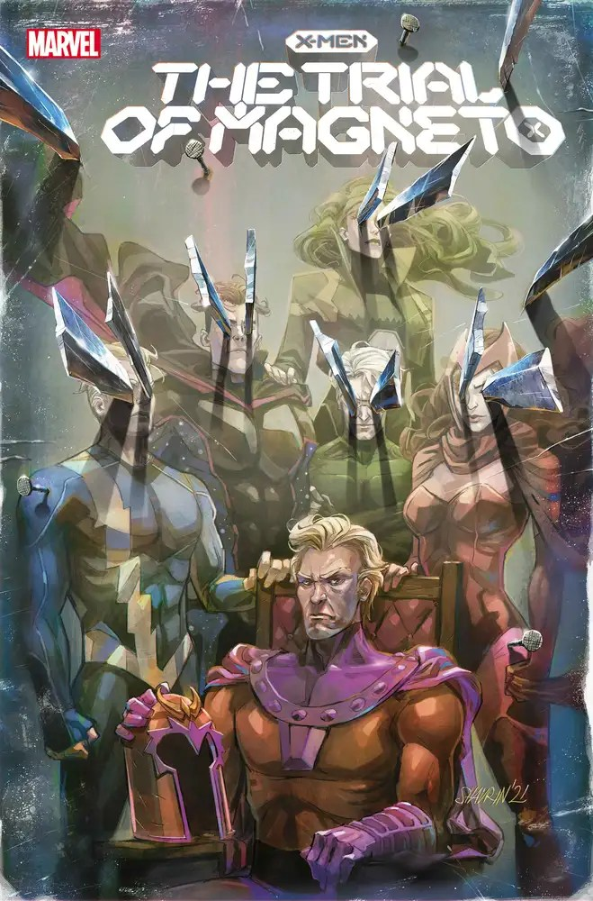 JUL210618 ComicList: Marvel Comics New Releases for 09/15/2021