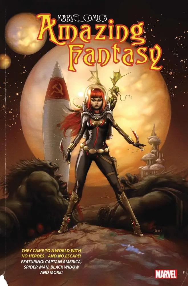 JUL210625 ComicList: Marvel Comics New Releases for 09/29/2021