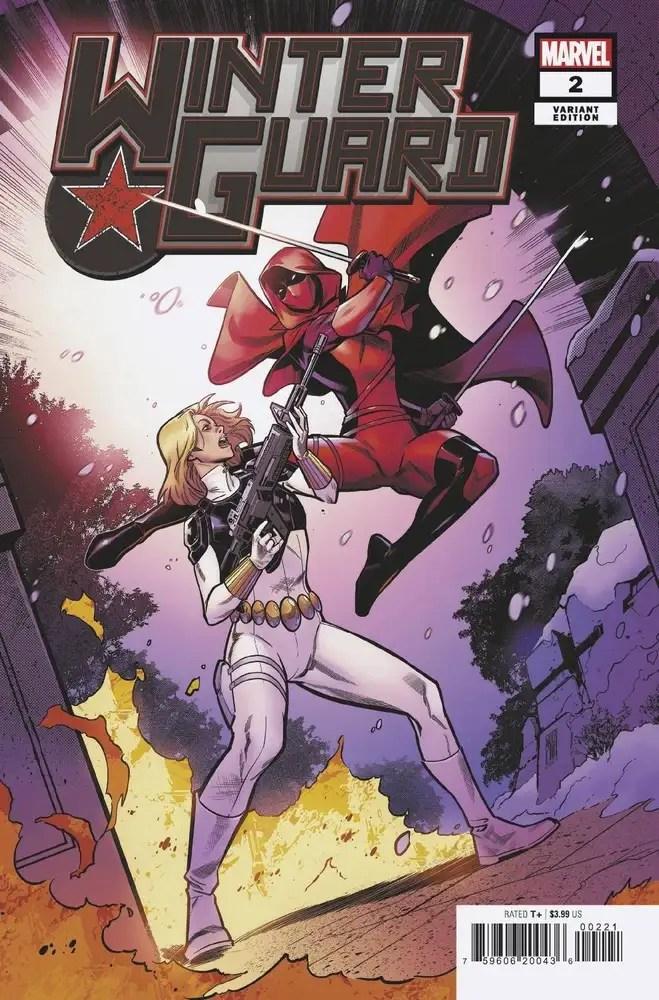 JUL210635 ComicList: Marvel Comics New Releases for 09/29/2021