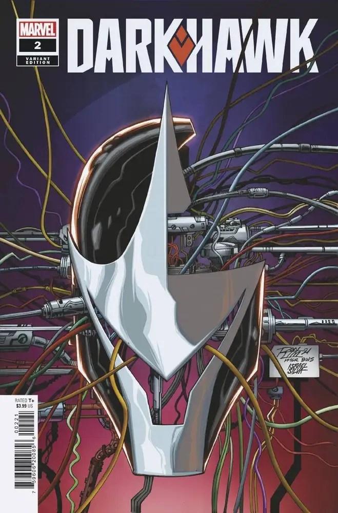 JUL210637 ComicList: Marvel Comics New Releases for 09/29/2021