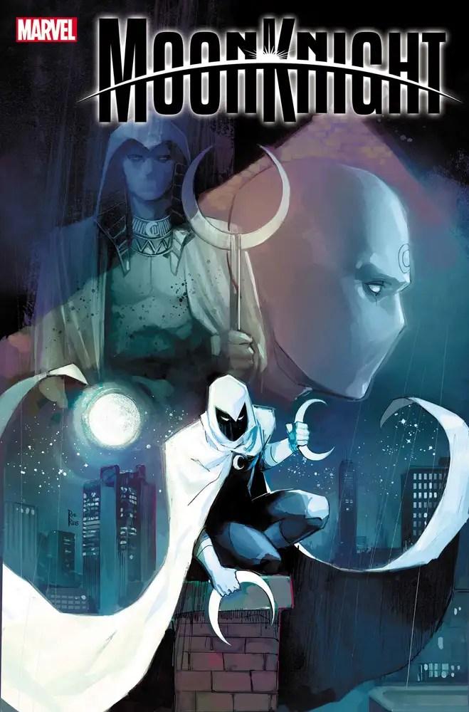 JUL210640 ComicList: Marvel Comics New Releases for 09/22/2021