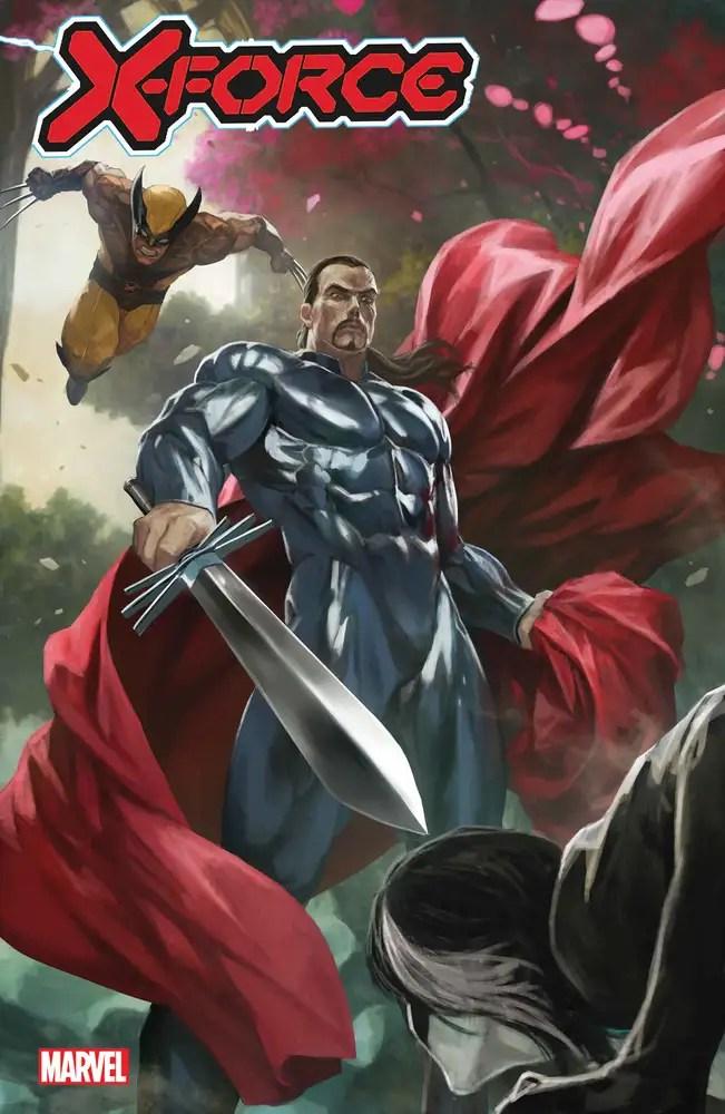 JUL210643 ComicList: Marvel Comics New Releases for 09/08/2021
