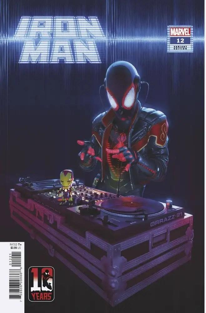 JUL210691 ComicList: Marvel Comics New Releases for 09/15/2021