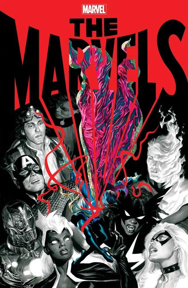 JUL210706 ComicList: Marvel Comics New Releases for 09/29/2021