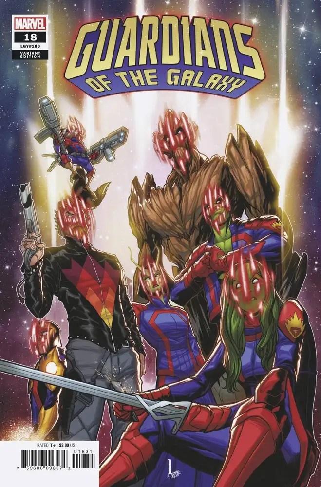 JUL210709 ComicList: Marvel Comics New Releases for 09/22/2021