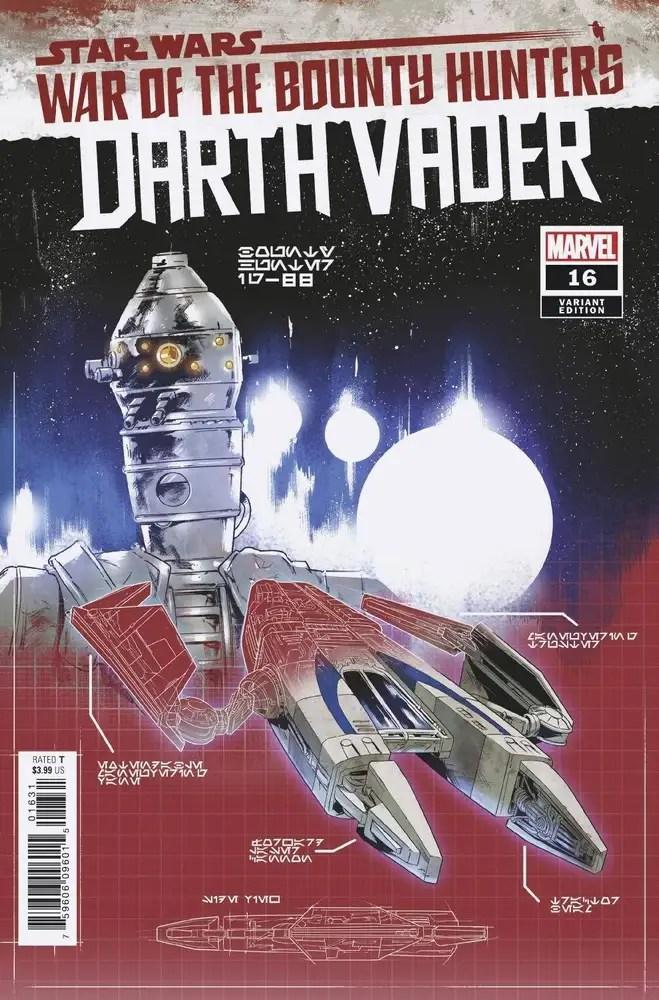 JUL210756 ComicList: Marvel Comics New Releases for 09/15/2021