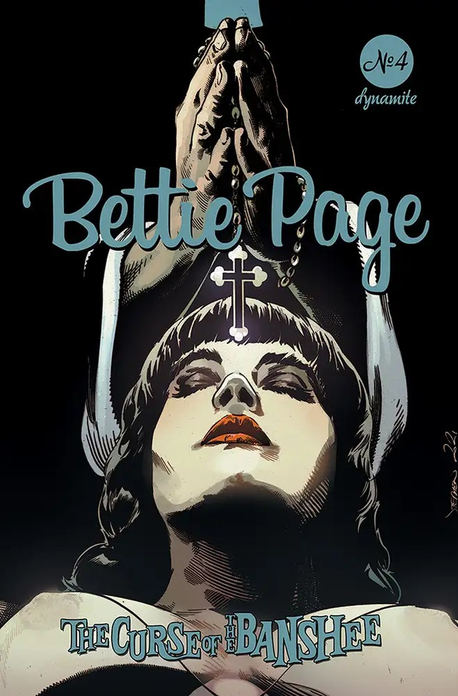 JUL210930 ComicList: Dynamite Entertainment New Releases for 09/15/2021