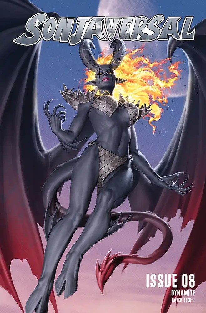 JUL211002 ComicList: Dynamite Entertainment New Releases for 09/29/2021