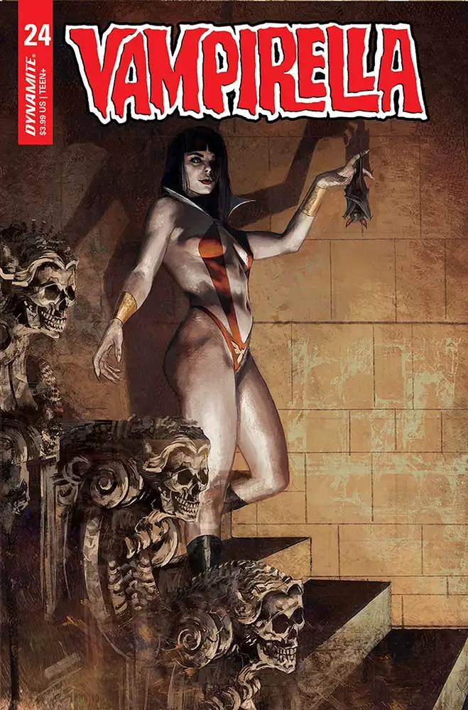 JUL211013 ComicList: Dynamite Entertainment New Releases for 09/22/2021