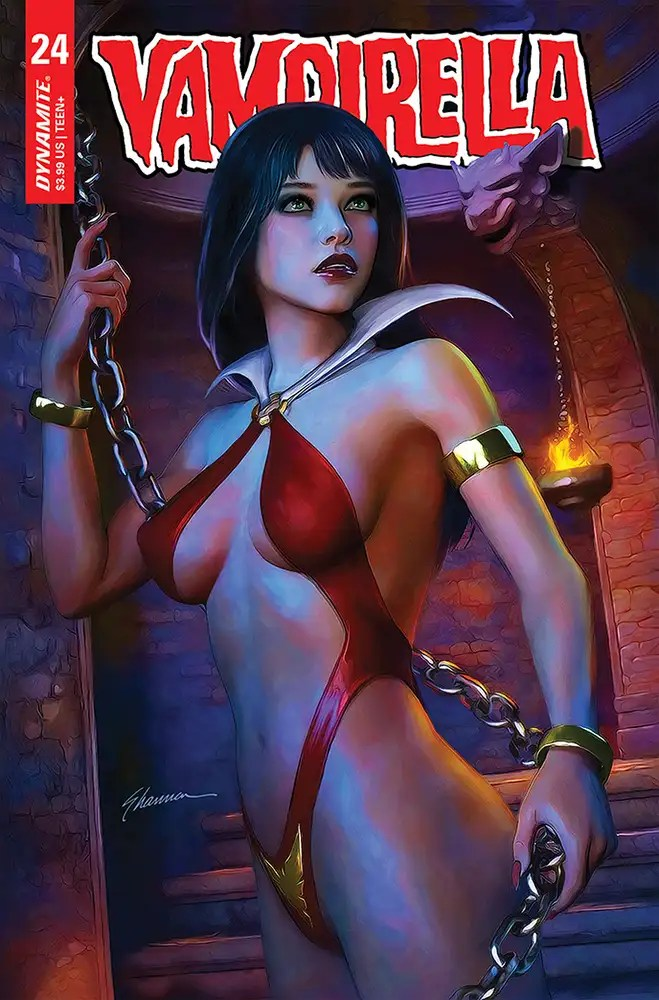JUL211014 ComicList: Dynamite Entertainment New Releases for 09/22/2021