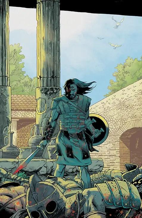 JUL211112 ComicList: BOOM! Studios New Releases for 09/29/2021
