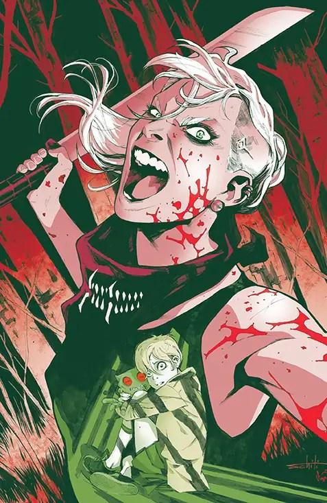 JUL211121 ComicList: BOOM! Studios New Releases for 09/29/2021