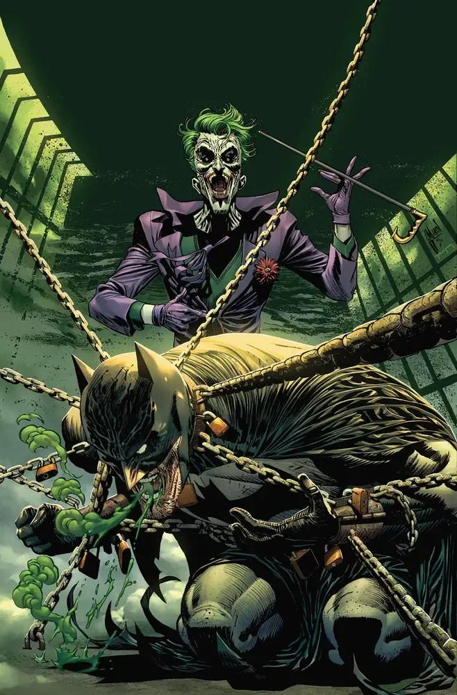 JUN200449 ComicList: DC Comics New Releases for 08/19/2020