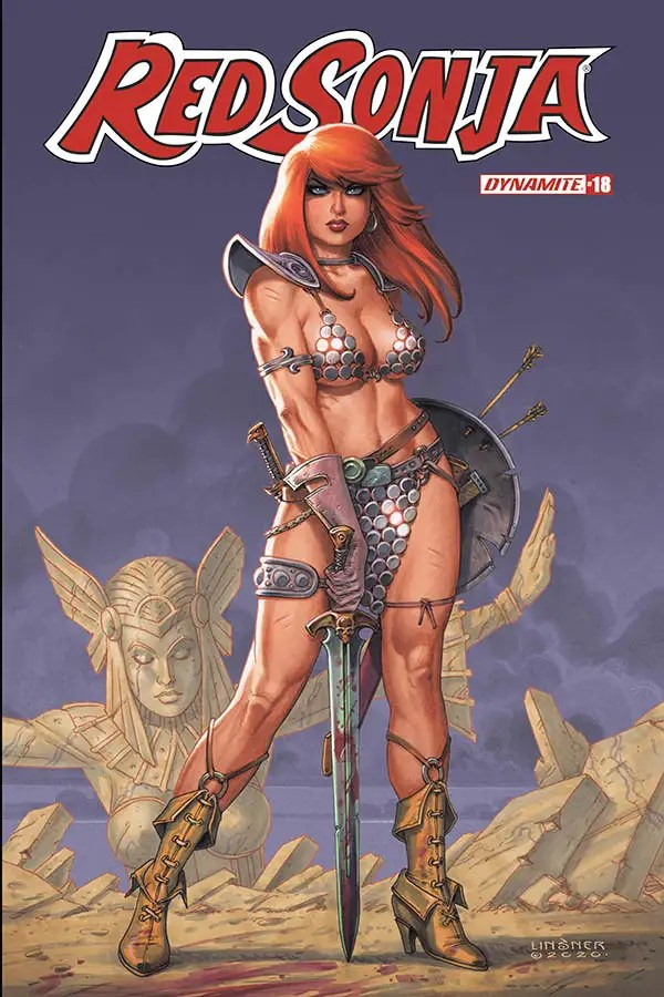 JUN200747 ComicList: Dynamite Entertainment New Releases for 08/19/2020