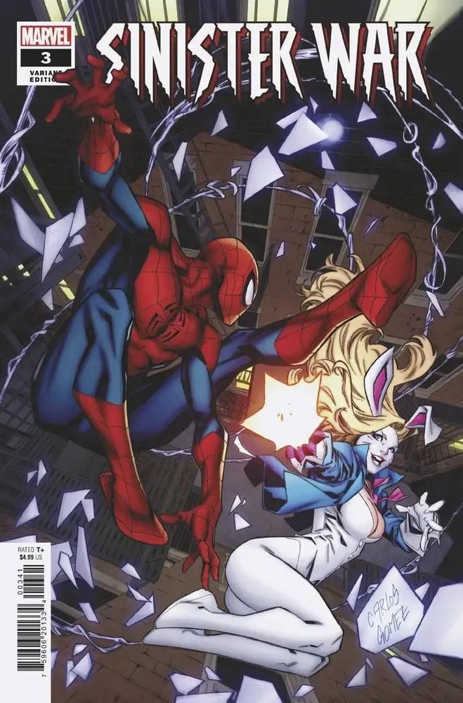 JUN210529 ComicList: Marvel Comics New Releases for 08/18/2021