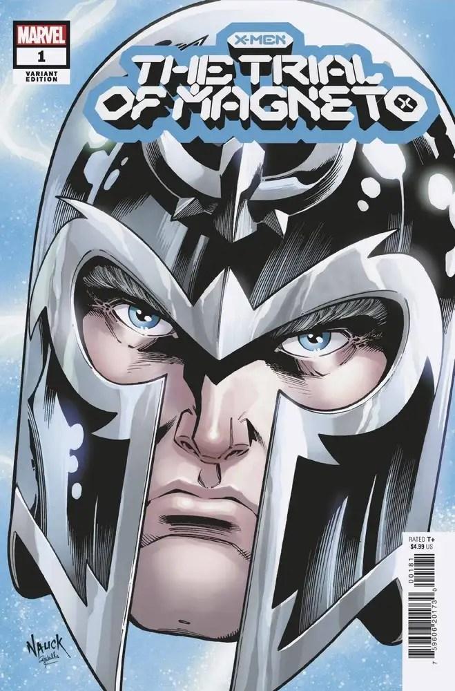 JUN210561 ComicList: Marvel Comics New Releases for 08/18/2021