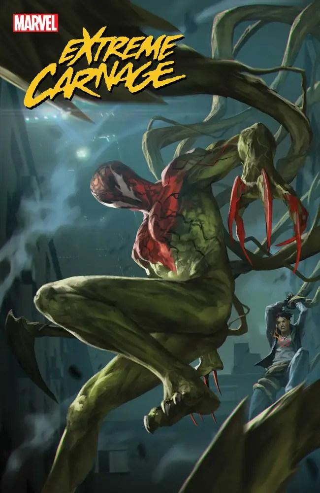 JUN210601 ComicList: Marvel Comics New Releases for 08/04/2021