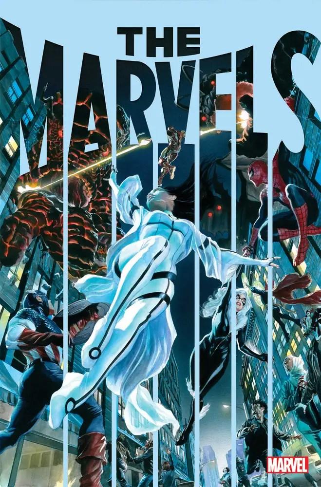 JUN210684 ComicList: Marvel Comics New Releases for 08/18/2021
