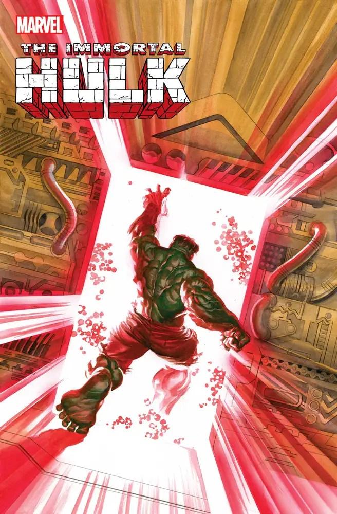 JUN210689 ComicList: Marvel Comics New Releases for 08/04/2021