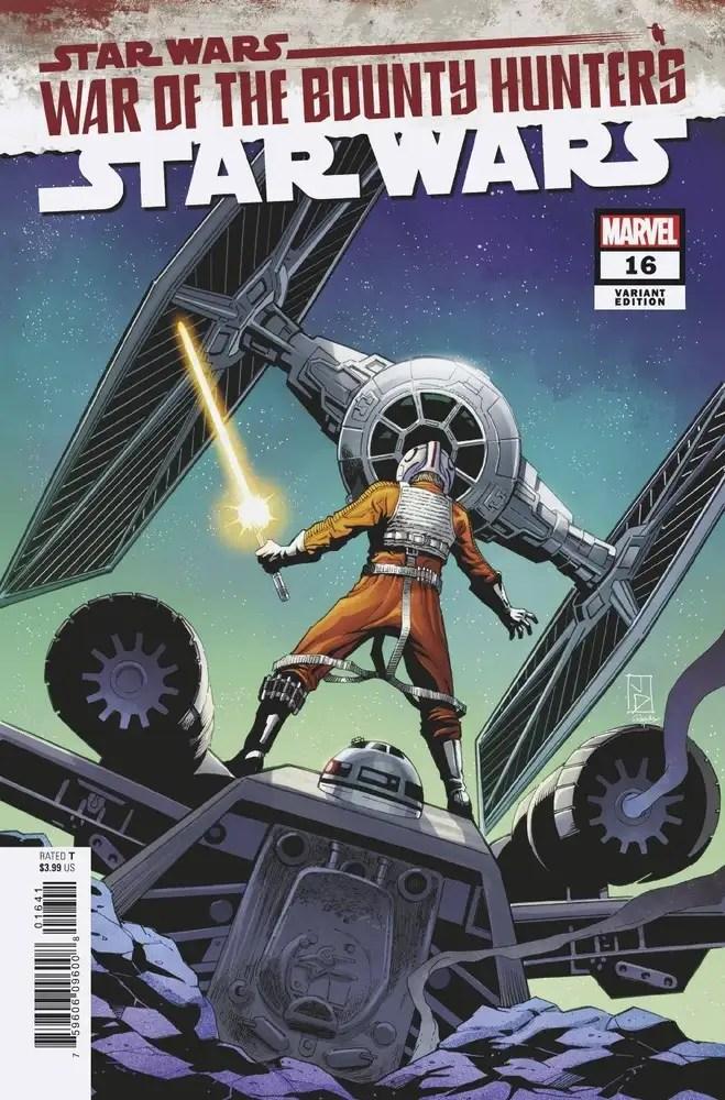 JUN210743 ComicList: Marvel Comics New Releases for 08/18/2021
