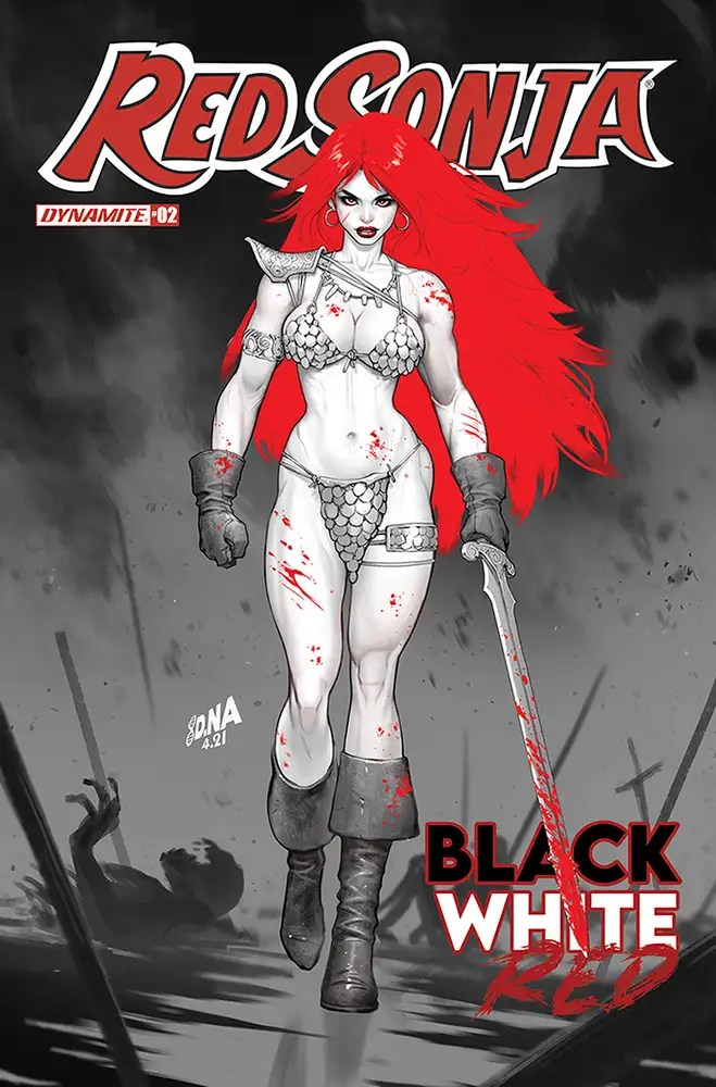 JUN210886 ComicList: Dynamite Entertainment New Releases for 08/11/2021