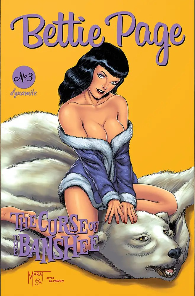 JUN210911 ComicList: Dynamite Entertainment New Releases for 08/11/2021