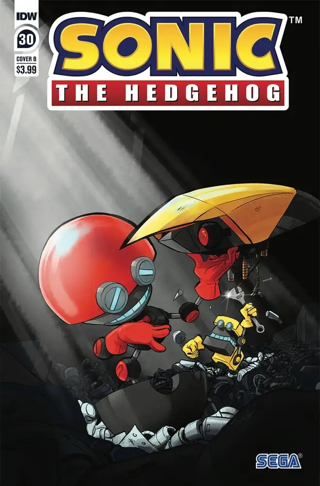 MAR200757 ComicList: IDW Publishing New Releases for 08/19/2020