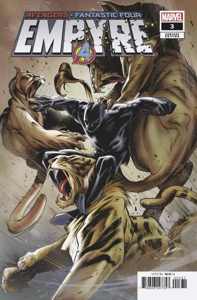 MAR200839 ComicList: Marvel Comics New Releases for 07/29/2020