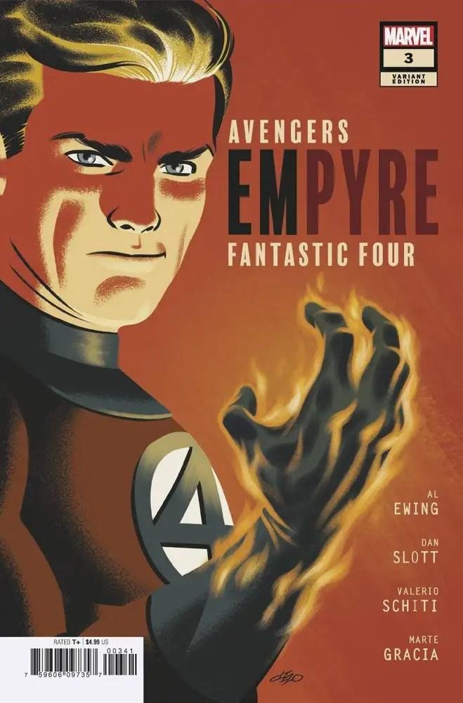 MAR200840 ComicList: Marvel Comics New Releases for 07/29/2020