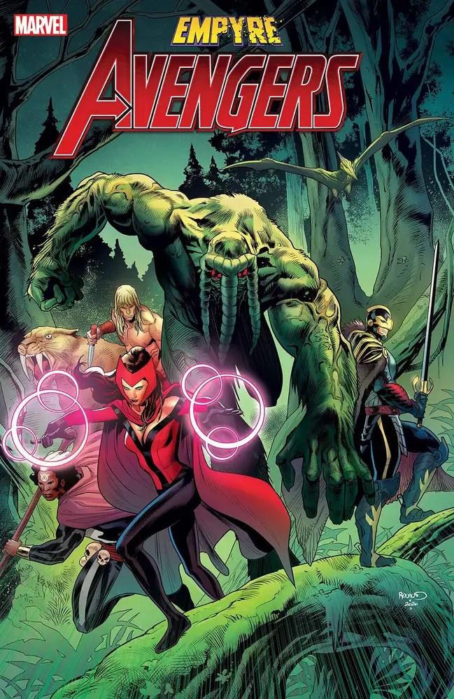MAR200857_1 ComicList: Marvel Comics New Releases for 08/12/2020