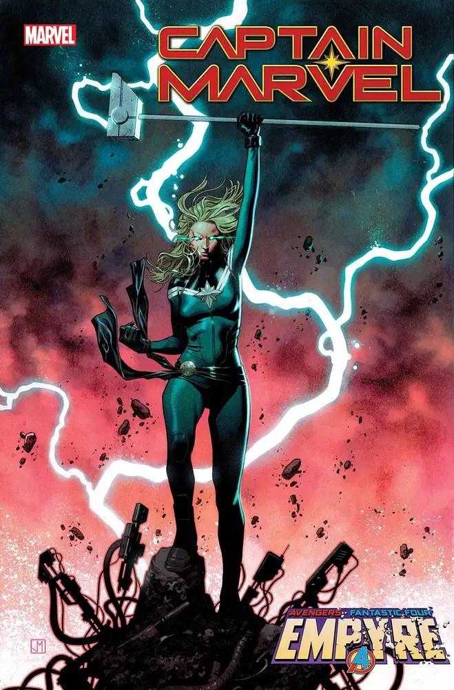 MAR200875 ComicList: Marvel Comics New Releases for 07/29/2020
