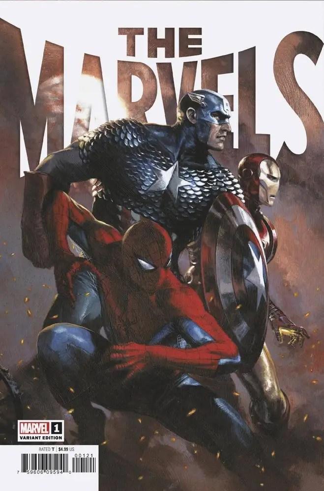 MAR200962 ComicList: Marvel Comics New Releases for 04/28/2021