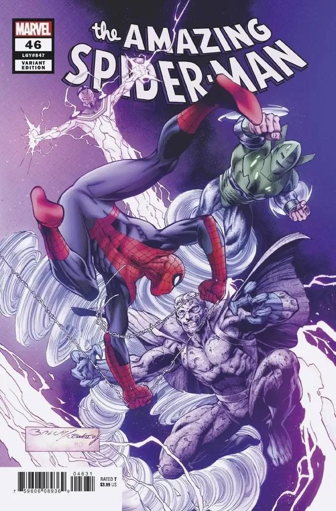 MAR200991 ComicList: Marvel Comics New Releases for 08/12/2020